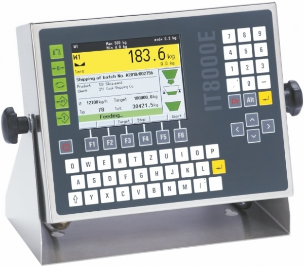 IT8000E – Programmable Industrial Weighing Terminal