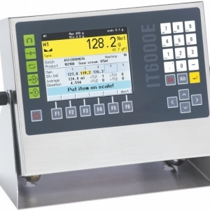 IT6000E – Programmable Industrial Weighing Terminal