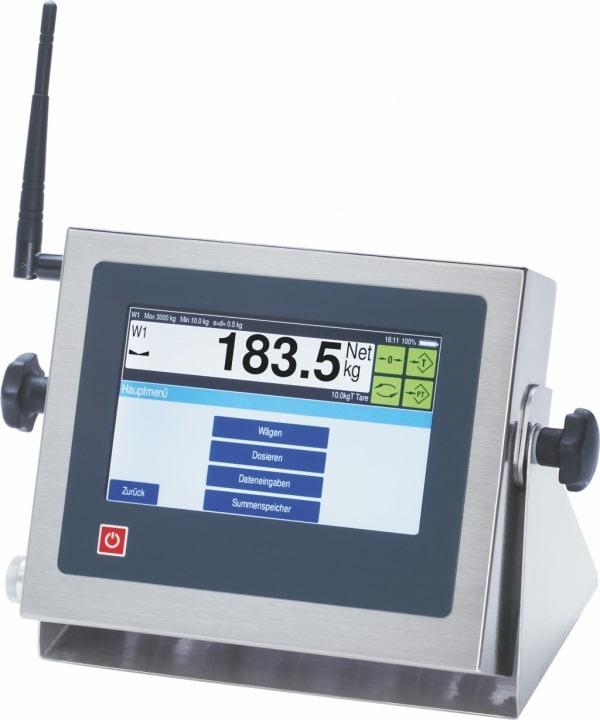 IT-8000ET - Industrial Weighing Terminal