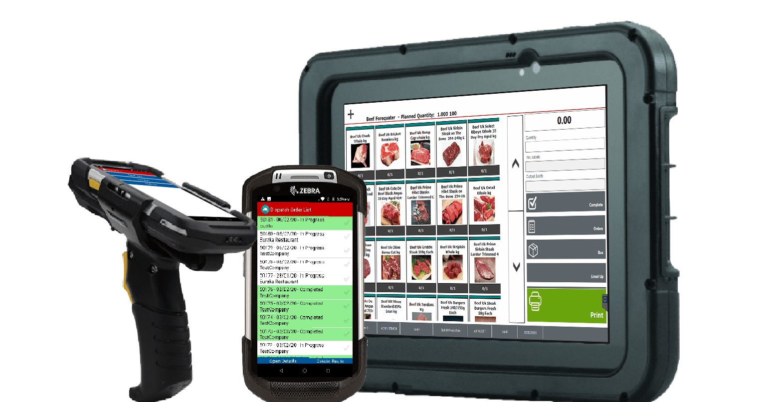 mobile sale ordering software