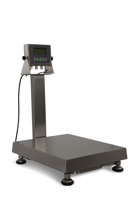 industrial stainless steel weighing scale