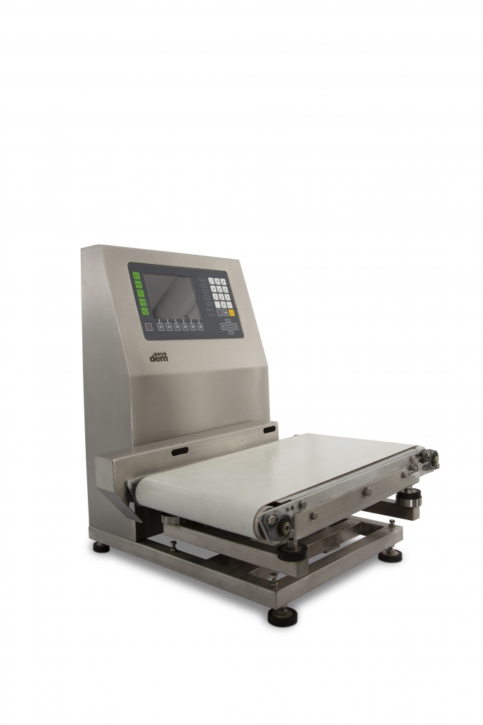 automatic in line check weighing scale