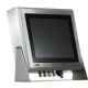 Stainless Steel Touchscreen PC Enclosure